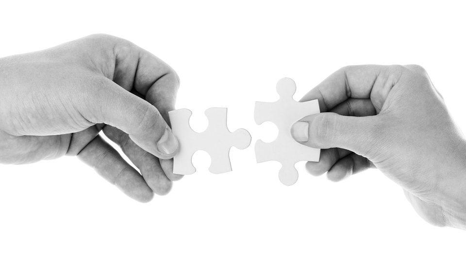 Oplossen, samenwerken, opstellen, uitvoeren